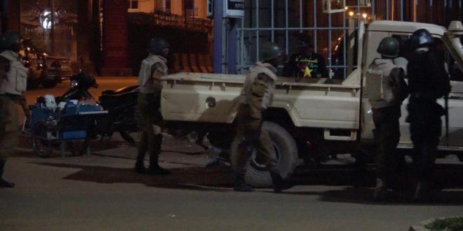 Lutte contre le terrorisme: Un projet d'attaque terroriste à Ouagadougou, Abidjan et Bamako tué dans l'œuf