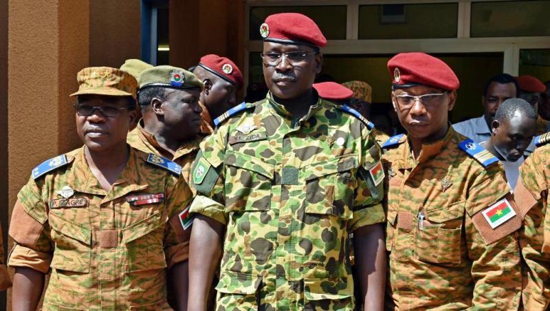 Burkina Faso Voici Le Nouveau Statut Des Forces Armees Nationales