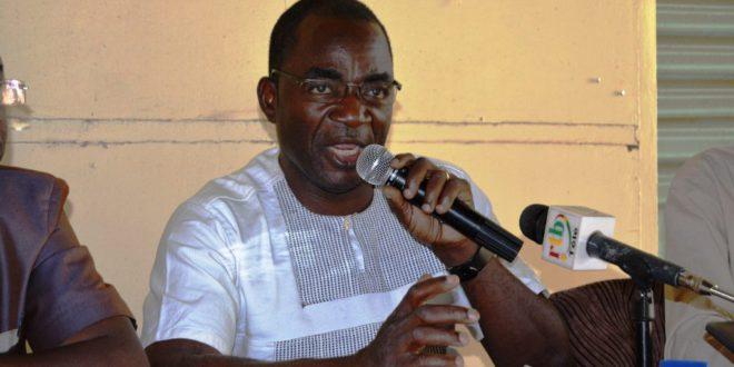Burkina Faso: Une correspondance du Collectif syndical CGT-B adressée à des ministres.