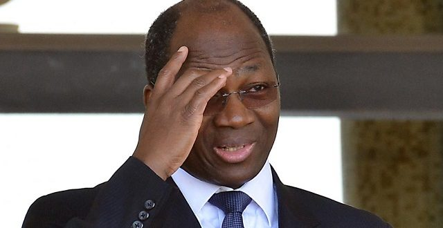 Burkina Faso: Djibrill Bassolet évacué en France
