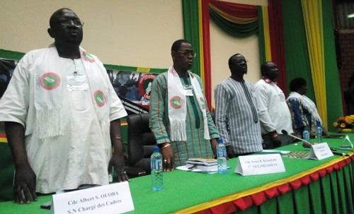 Unir/Ps – MPP : « Nous avons fait un saut dans un feu, il y a un second saut à faire. C'est celui de l'alternative !  » Bénéwendé Stanislas Sankara, Président de l'UNIR/PS