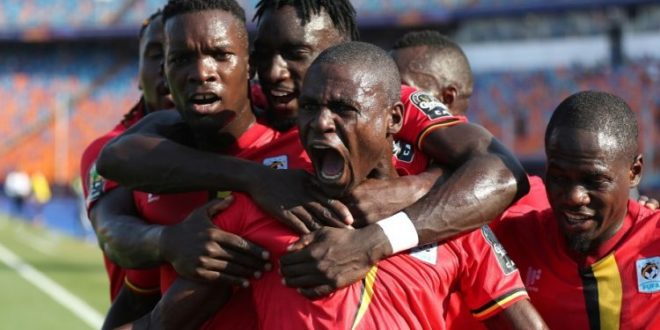 CAN 2019: L'Ouganda crée la première surprise