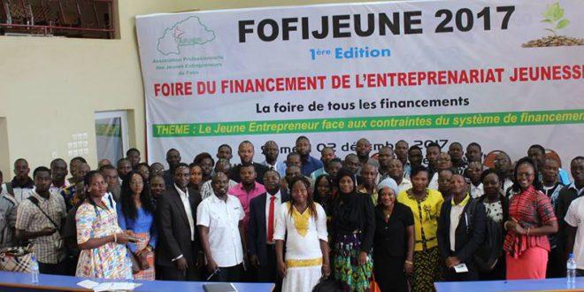 1ère édition de la Foire du financement de l'entreprenariat jeunesse : Un plaidoyer pour un meilleur accès des jeunes au financement