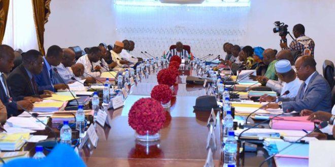 Compte rendu du Conseil des ministres du 18 septembre 2019
