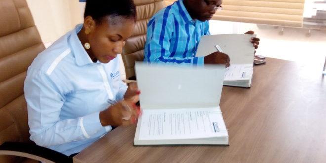 Dynamisation du secteur privé: L'APJEF et ECODAFRIK nouent un partenariat de Raison