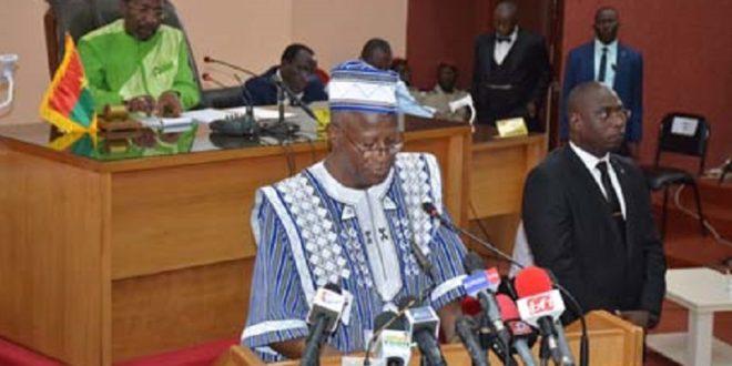 Burkina Faso: Le Premier ministre Christophe Dabiré appelle à une trêve sociale