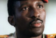 31ème anniversaire de l'assassinat de Thomas Sankara: «Nous aussi nous voulons aller sur la lune.», Thomas Sankara.