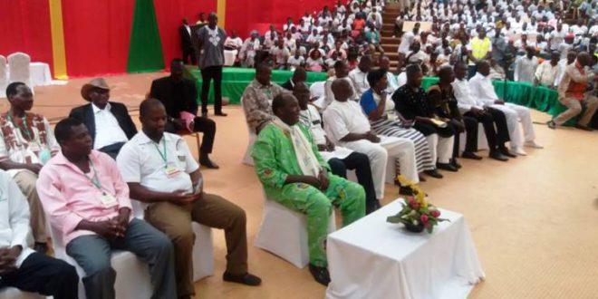 Meeting populaire de l'Opposition: Le Gouvernement Paul Kaba Thiéba 2 dans le collimateur du CFOP