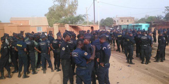 Services Payés de la Police nationale: Les CDAID de la ville de Ouagadougou exigent que les responsables incriminés soient «arrêtés et traduits en justice»