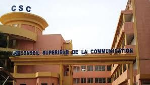CSC: Le journal « Courrier confidentiel » auditionné