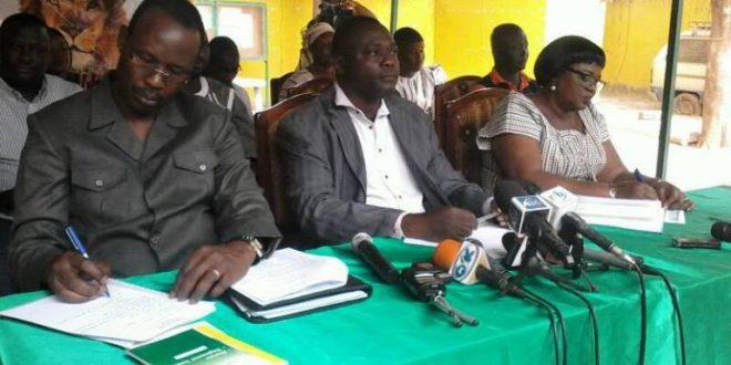Groupe municipal de l'UPC: 0,6% du budget de la commune de Ouagadougou accordé aux jeunes et à l'emploi, un scandale selon Jean Leonard Bouda