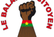 Ambassade Balai Citoyen de France : La Justice française doit extrader François COMPAORE au Burkina FASO