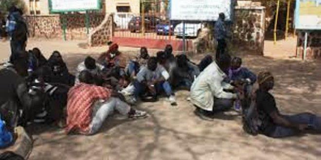 Policiers radiés: Un sit-in devant le Ministère de la sécurité intérieure pour demander leur réintégration