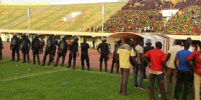 Violences lors du match RCK vs USM d'Alger : L'AJSB condamne des « incidents malheureux »