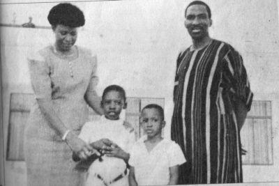 Dossier Thomas Sankara : Auguste et Philippe Sankara, ces enfants dont on n'entend pas parler